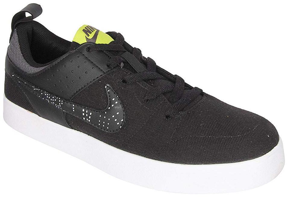 low priced 217ec fa2d4 Nike Classic Ac Black Sneakers men