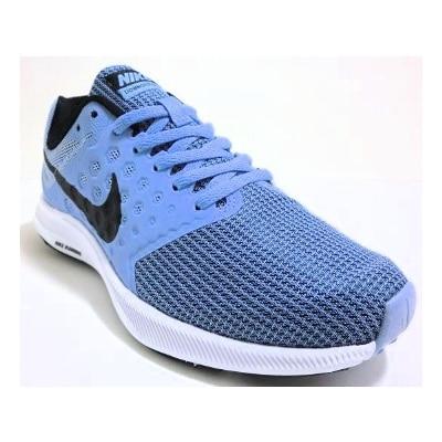 Nike Women's Downshifter 7 Blue Running Shoes