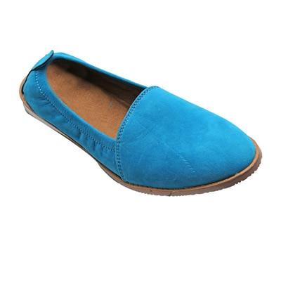 PORT Blue Casual Shoes