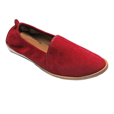 PORT Red Casual Shoes