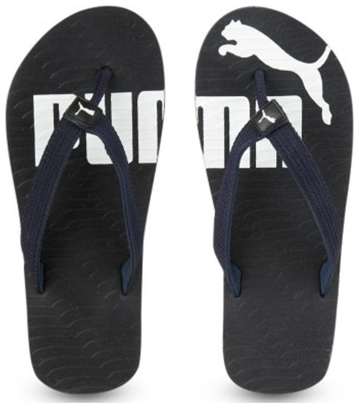 30d889410ff7 Puma Divecat Black Slippers for Men online in India at Best price on ...