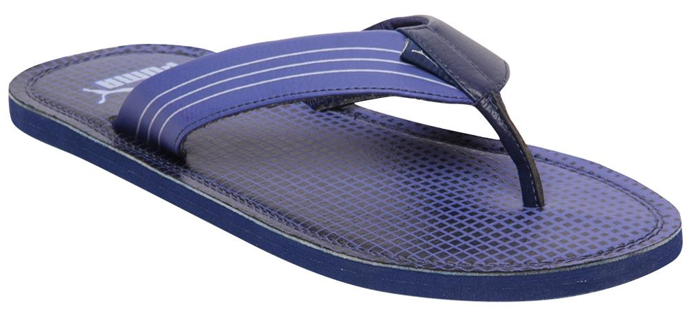 031bad79b6b Puma Ketava Blue Slippers for Men online in India at Best price on ...