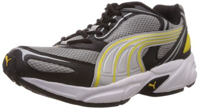 Puma Men's Aron Ind. Black Running Shoes - 7 UK/India (40.5 EU)