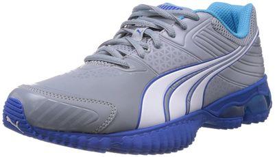 Puma Men's Braca V2 Grey Sport Running Shoes - 7 UK/India (40.5 EU)
