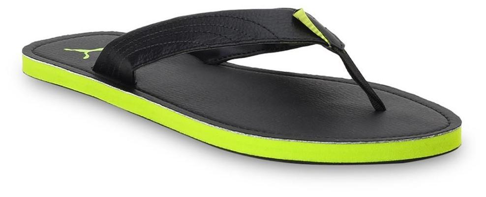 50523e89860 Puma Luca Men S Dp Black Flip Flops for Men online in India at Best ...