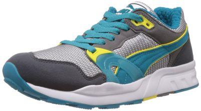 Puma Men's Puma Trinomic XT 1 PLUS Sg-Black-Cb-Buttercup Running Shoes - 7 UK/India (40.5 EU)