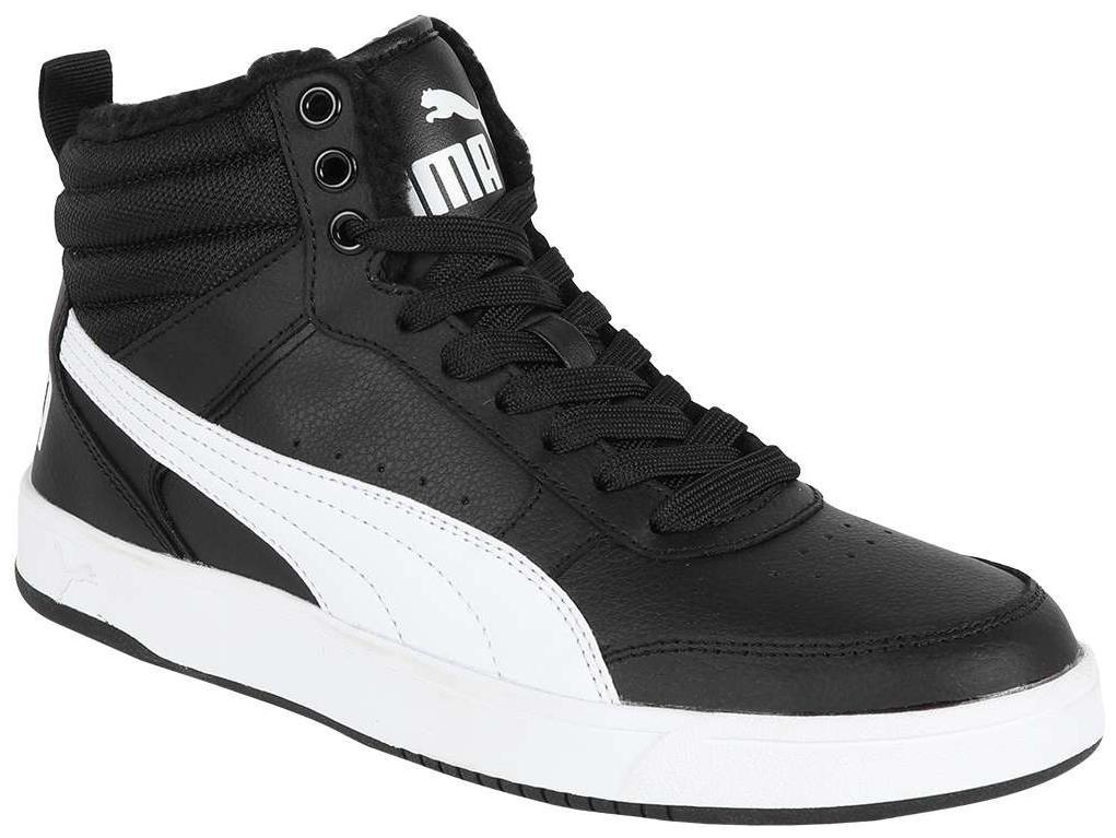 e5dac651ff Puma Rebound Street V2 L Idp Puma Black Black Sneakers