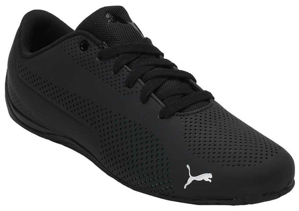 Puma Drift Cat Ultra Reflective Black Sneakers for Men online in ... 207b06801