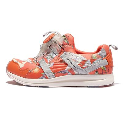 Puma Women's Haast Disc Wns X Swash O Nasturtium Sneakers - 4 UK/India