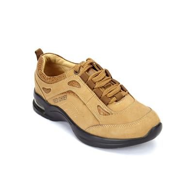RED CHIEF Leather RUST Casual Shoe for Men