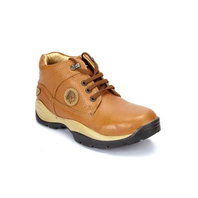RED CHIEF Leather TAN Casual Shoe for Men