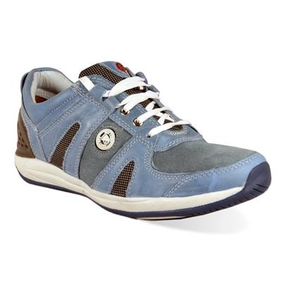 RED CHIEF Leather Blue Casual Shoe for Men