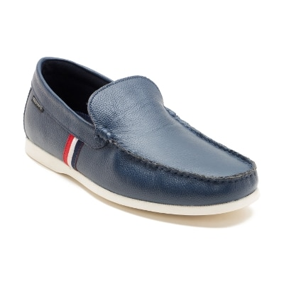 Red Tape Blue Loafers