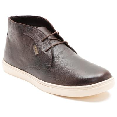 Red Tape Mens Brown Casual Boot