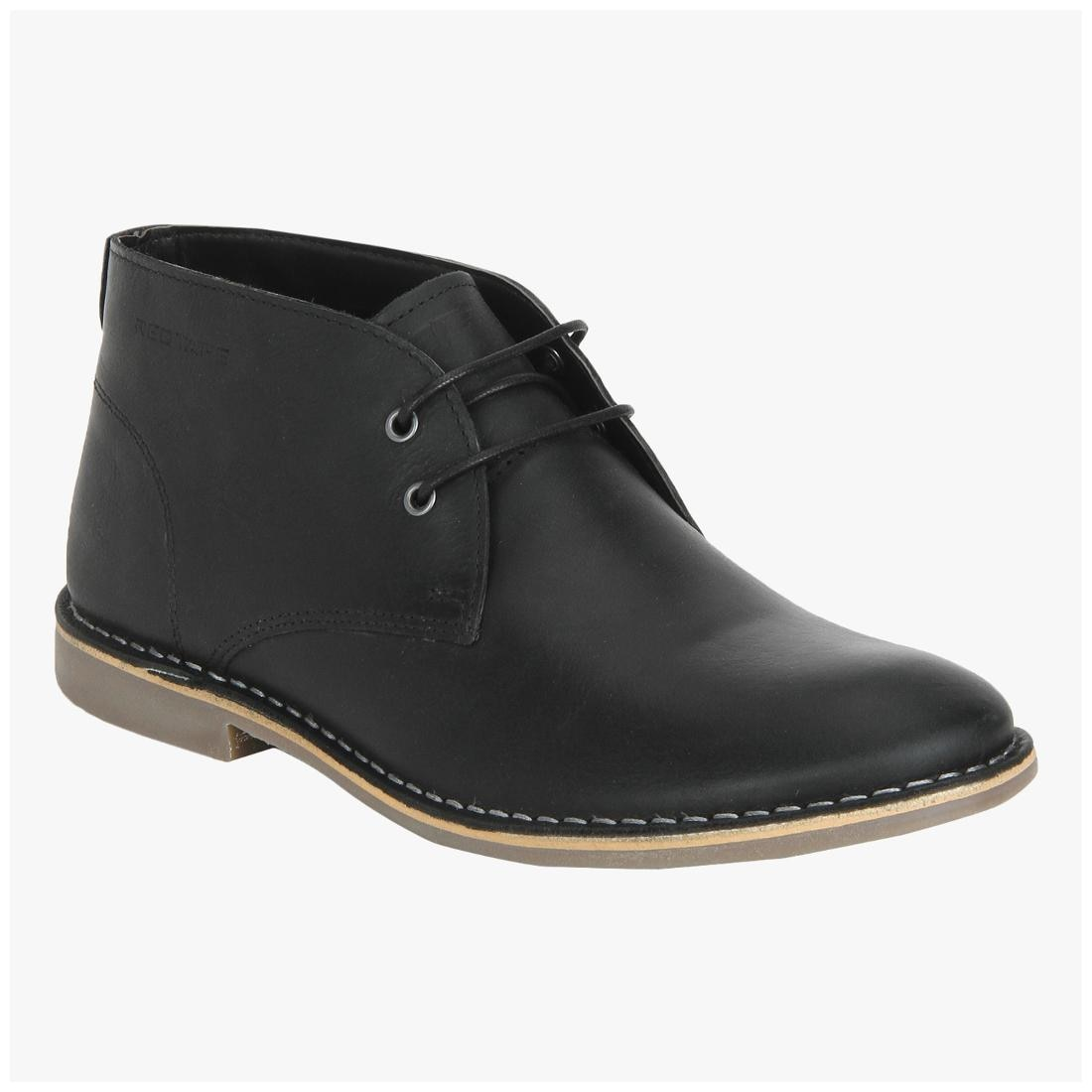 red tape black boots for men online in india at best price