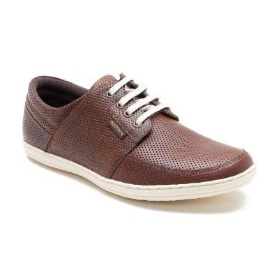 Red Tape Men's Tan Casual Shoes