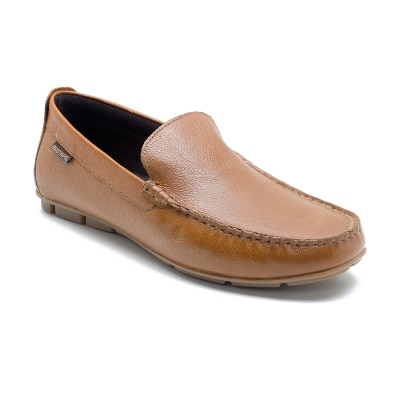 Red Tape Tan Loafers