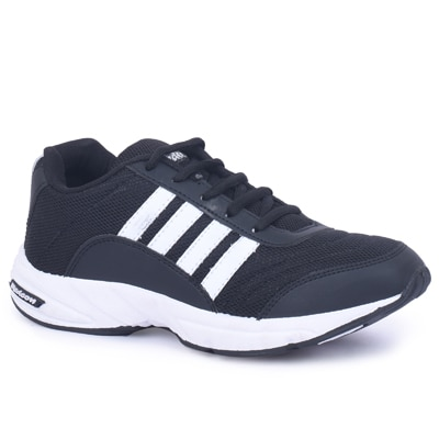 Redcon Mens Black Sports Shoes