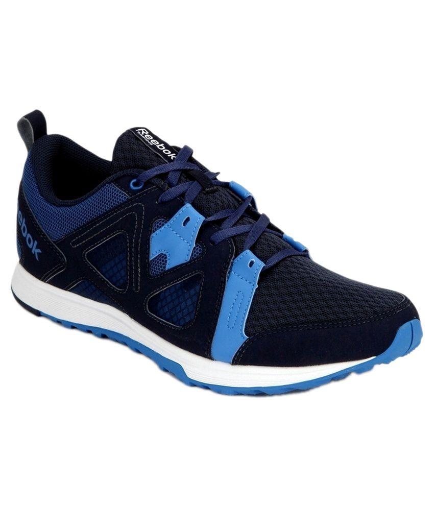 a67b2e932f1e Reebok Train Fast Xt Navy Blue Training Shoes for Men online in ...