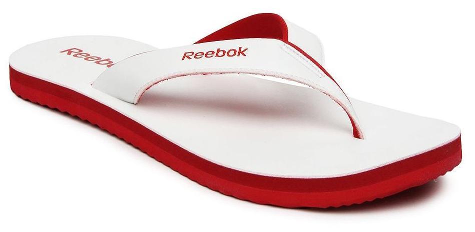 Reebok Avenger White Flip Flops for Men online in India at Best ... 077800f5e