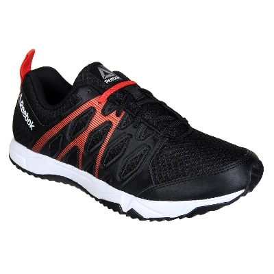 65faa3788ae3 Reebok Arcade Runner Lp Black Running Shoes for Men online in India ...