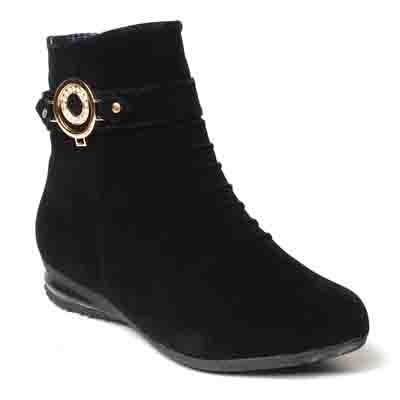 Ruby Women Black Boots
