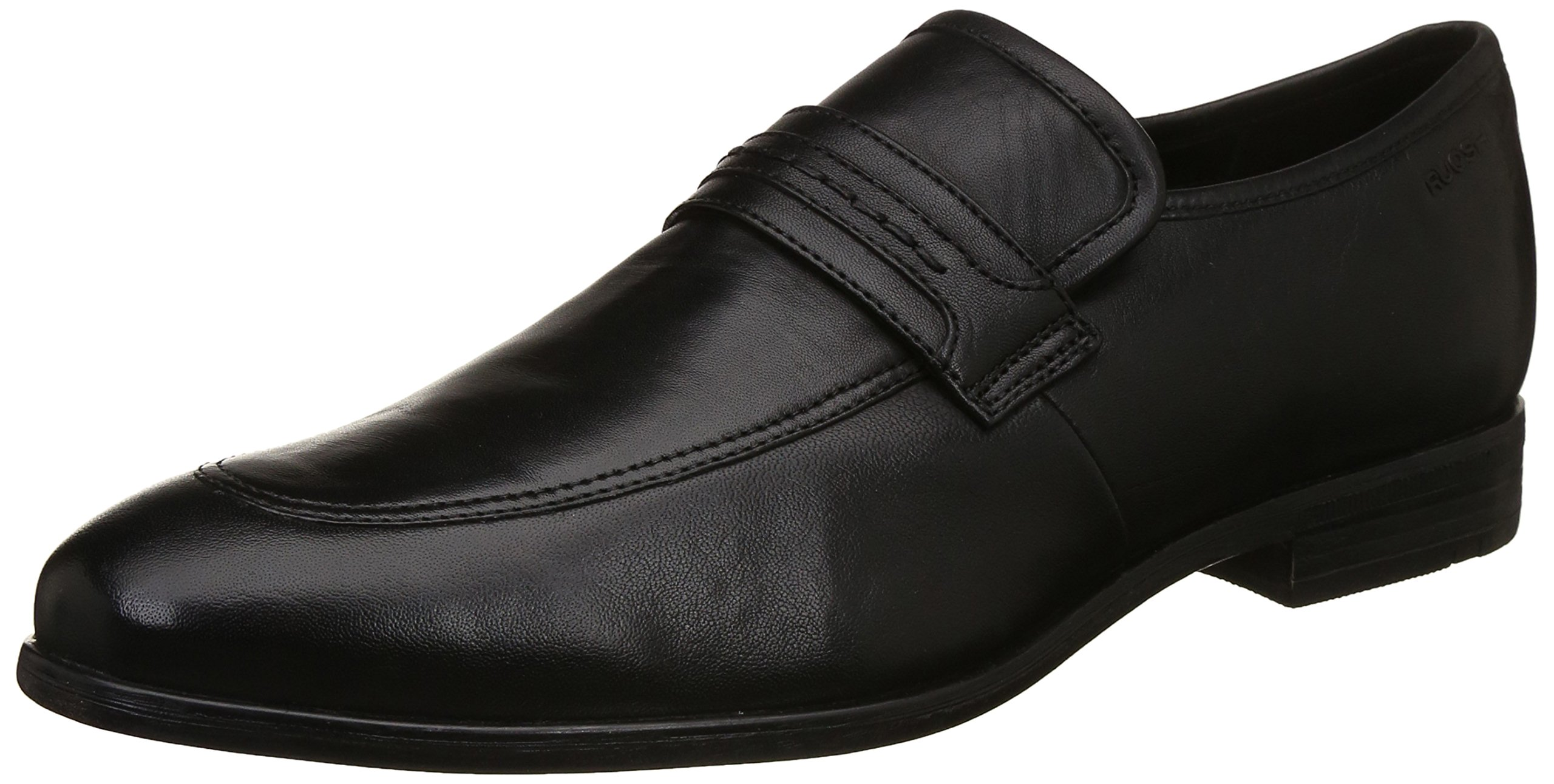 7602870ee41 Ruosh Teo Black Oxford Formal Shoes for Men online in India at Best ...
