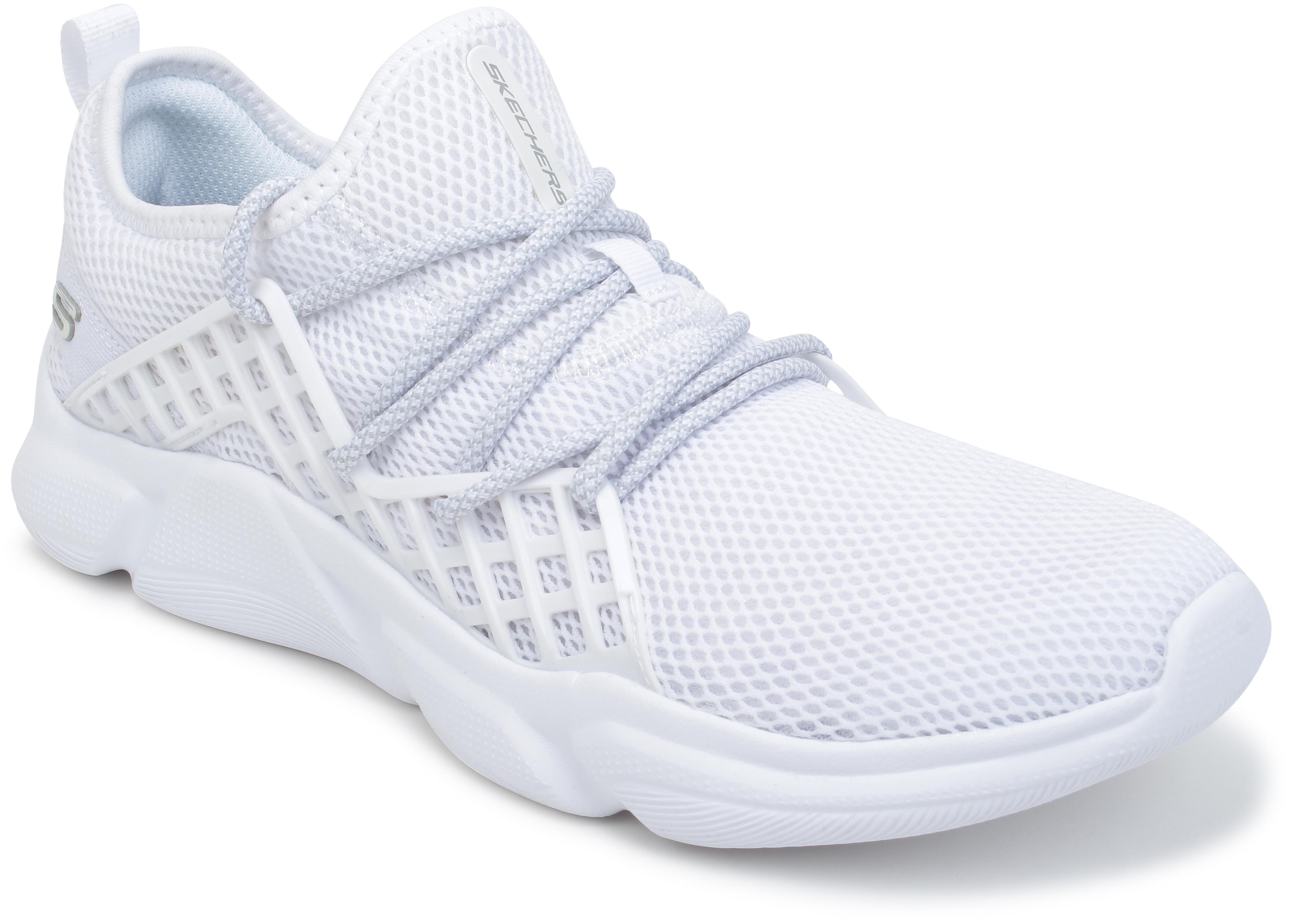 4dabb79133af Skechers Liv White Running Shoes for Men online in India at Best ...