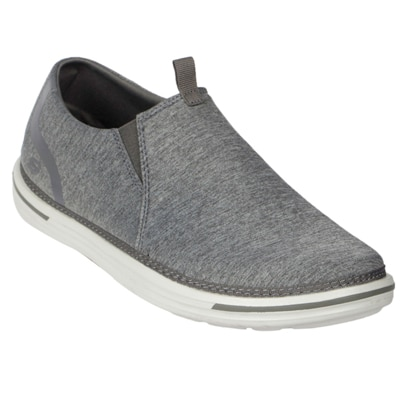 Skechers Men Steller Charcoal Sneakers