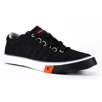 Sparx Men Black Casual_shoes