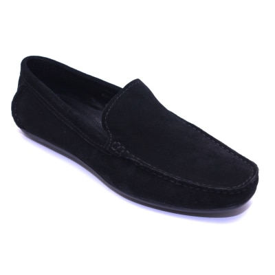 VB Black Loafers