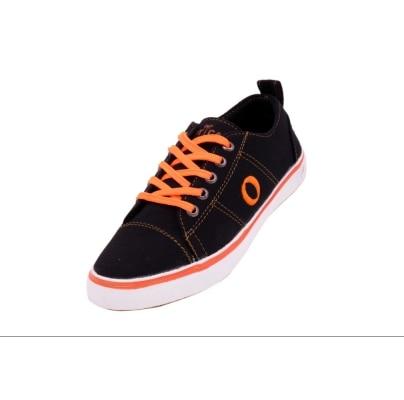 VRG Men's Black Sneaker Sneaker Sneakers Shoes