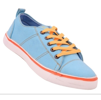 VRG Men's Blue Sneaker Sneaker Sneakers Shoes