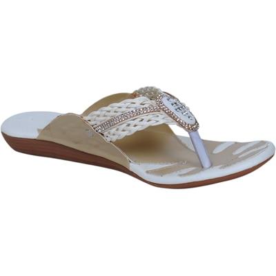 Default White Women Sandals