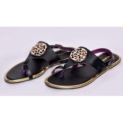 Style Feet Black Women Sandals