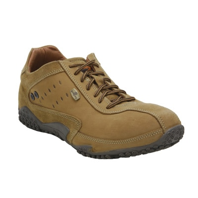 Woodland Men 0572108 Camel Casual Shoes