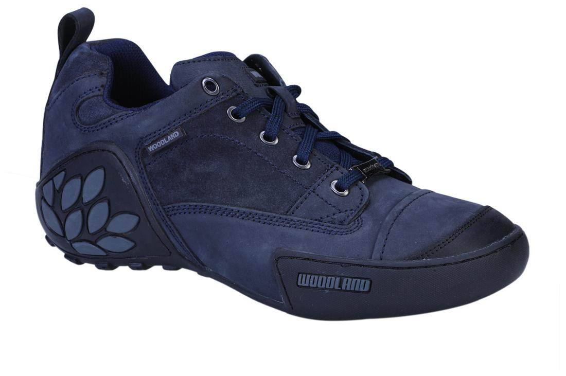 Woodland Men's NAVY Casual Shoes