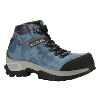 Woodland Men's Blue Boots