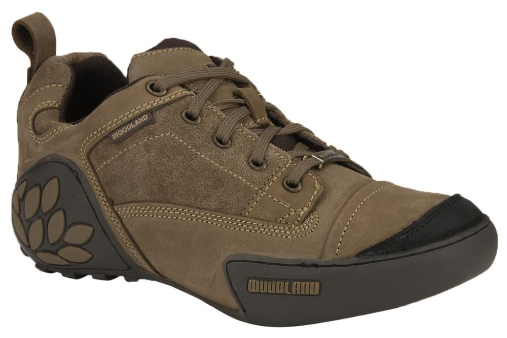 Woodland Men's TOBACCO Casual Shoes