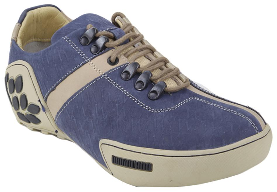 Woodland Men 1120111 Green Casual Shoes