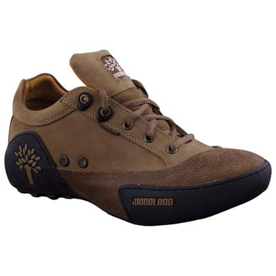 Woodland Men 0549108 Khaki Casual Shoes