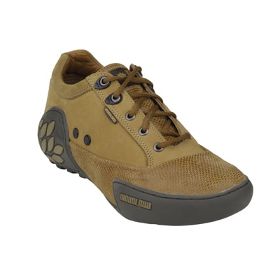 Woodland Men 0549108 Camel Casual Shoes