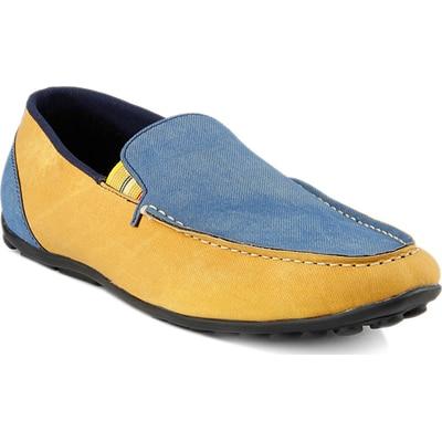 Ziera Men Yellow Loafers