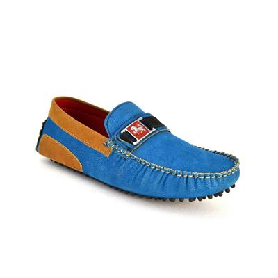 Zoot24 Blue Loafers