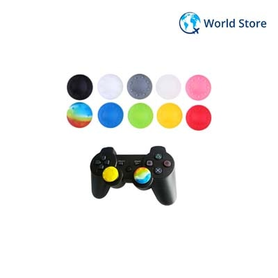 20Pcs Analog Thumb Grips Cap Case for PS3 PS4 XBox...