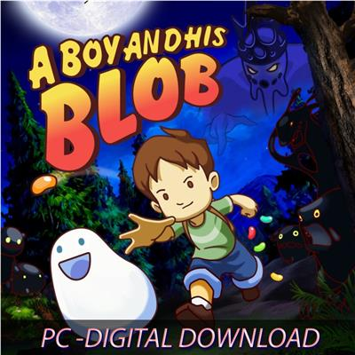 A Boy and His Blob Paytm Mall Rs. 86