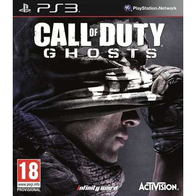 Call Of Duty: Ghosts COD (For PlayStation 3) Paytm Mall Rs. 199.00