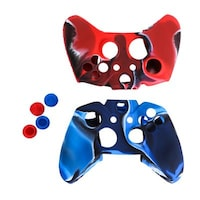 Camo Protective Soft Silicone Gel Skin Case Cover for Xbox One Controller