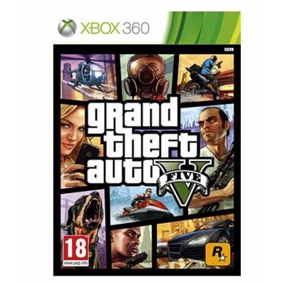 GTA V (Xbox 360)