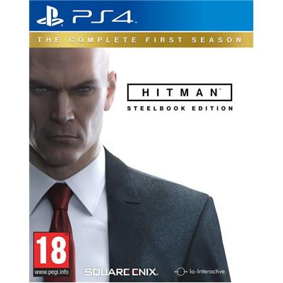 HITMAN: The Complete First Season (for PS4)